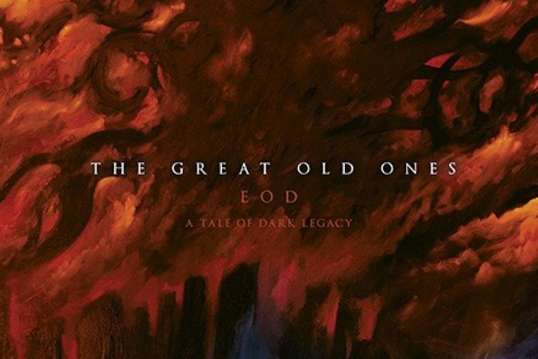 THE GREAT OLD ONES sort un nouvel album