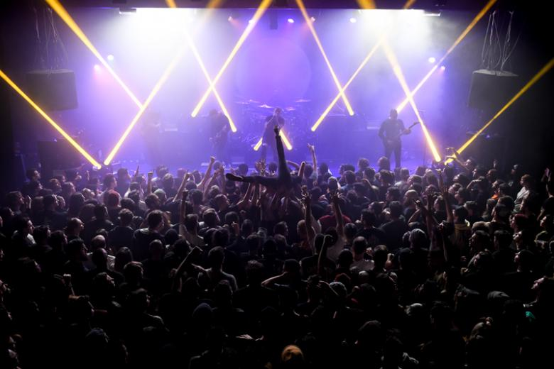 Architects + Bury Tomorrow + Stick To Your Guns @ CCO Jean Pierre Lachaize - Lyon (08 novembre 2016)