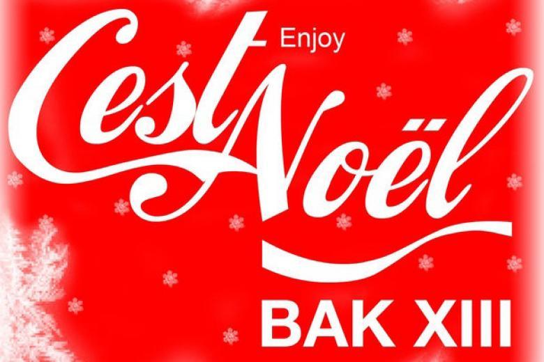 BAK XIII vous souhaite un joyeux Noël !