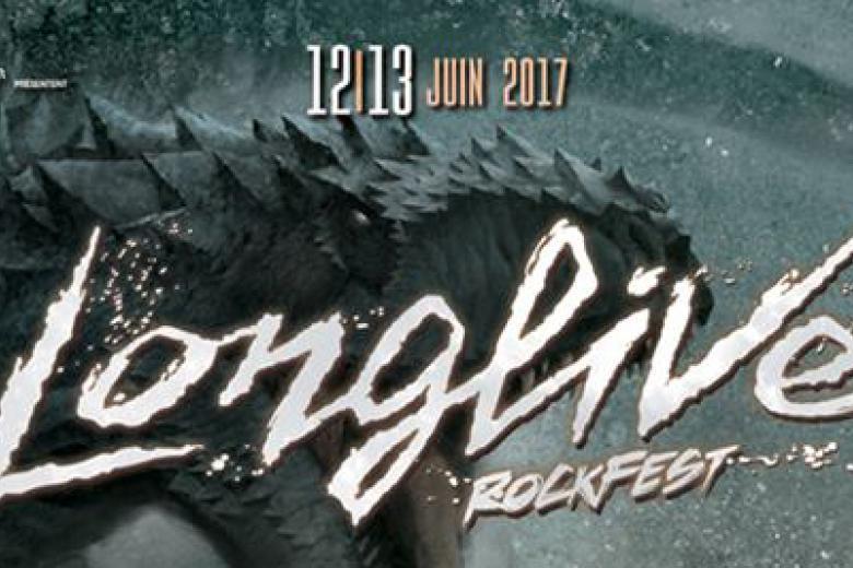 L'affiche du Longlive Rockfest est presque complète