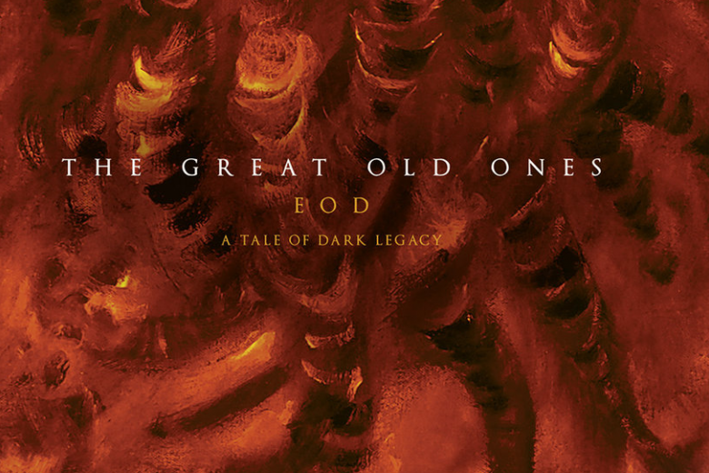 Tournée THE GREAT OLD ONES