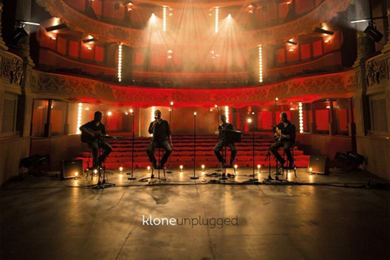 Unplugged, l'album acoustique de KLONE