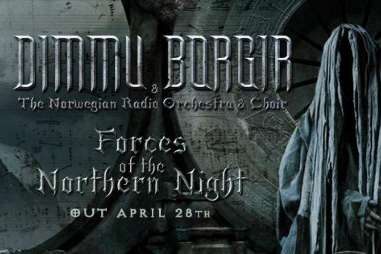 DIMMU BORGIR : Concert orchestral en DVD/BluRay