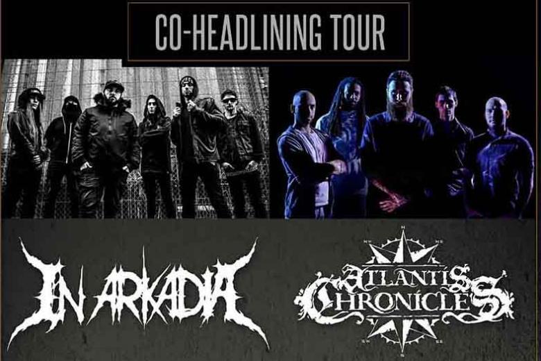 IN ARKADIA et ATLANTIS CHRONICLES en tournée