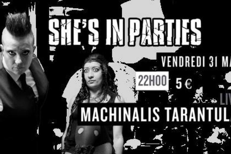 MACHINALIS TARANTULAE : le nouvel album arrive