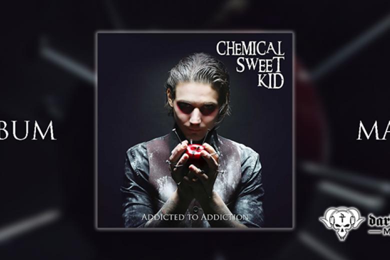 Le nouvel album de CHEMICAL SWEET KID en pré-commande