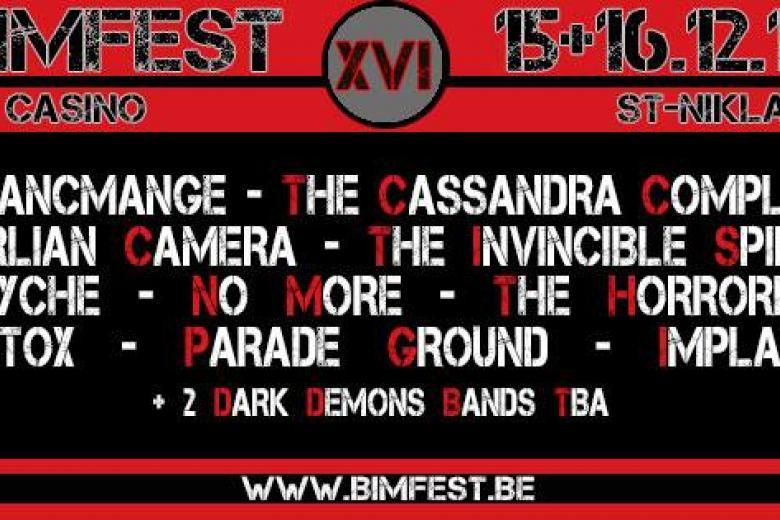 Le BIMFEST annonce son affiche 2017