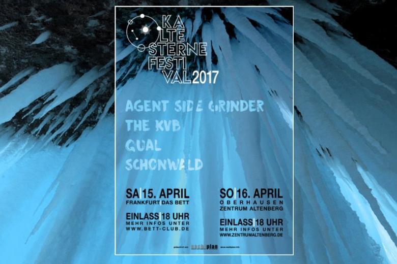 Kalte Sterne Festival 2017 @ Kalte Sterne Festival 2017 - Oberhausen (2017-04-16)