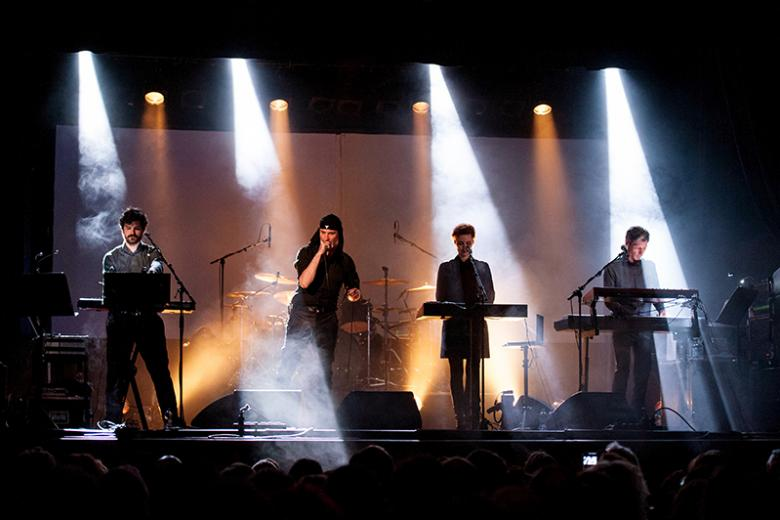Laibach @ Volksbühne - Cologne (2017-04-19)