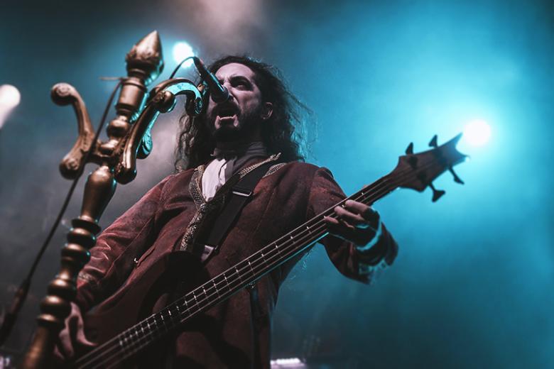 Fleshgod Apocalypse + Acyl + Blazing War Machine @ CCO Jean Pierre Lachaize - Lyon (08 mai 2017)