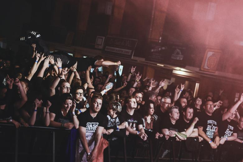 Coming of Rock - Jour 1 @ Le Russey (29 avril 2017)