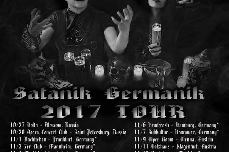 HANZEL UND GRETYL : tournée européenne