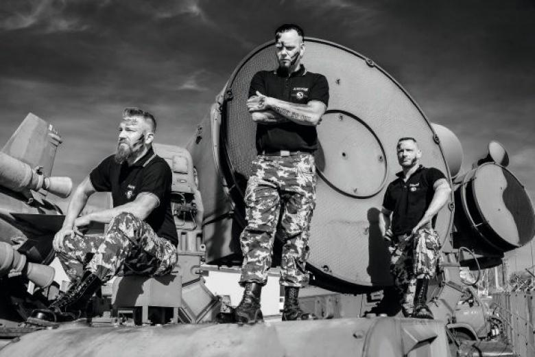 FUNKER VOGT enchaîne album et concert avec son nouveau line-up