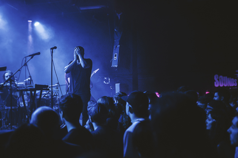 Live report : The Contortionist