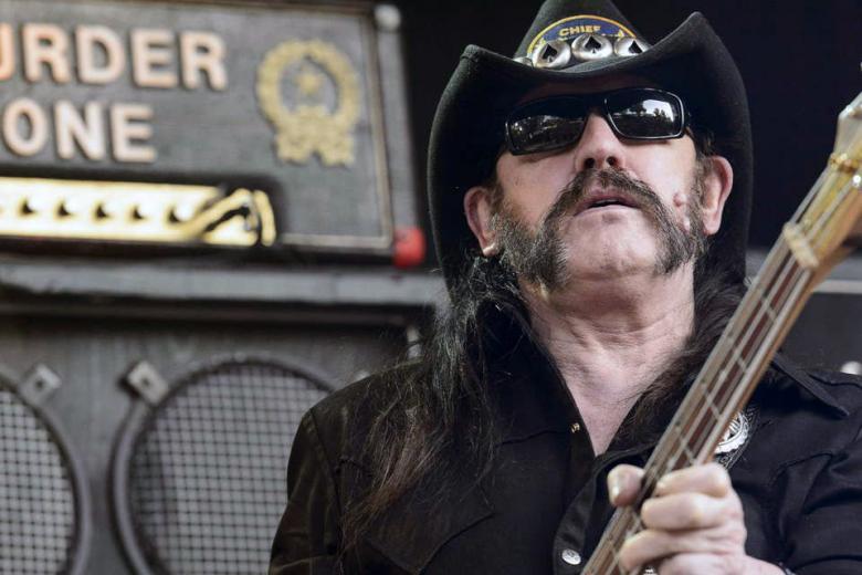 Lemmy sera le pivot du prochain photobook de Motörhead