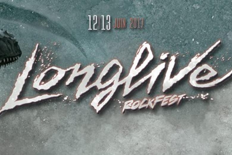Longlive Rockfest - Jour 1 @ Lyon (12 juin 2017)