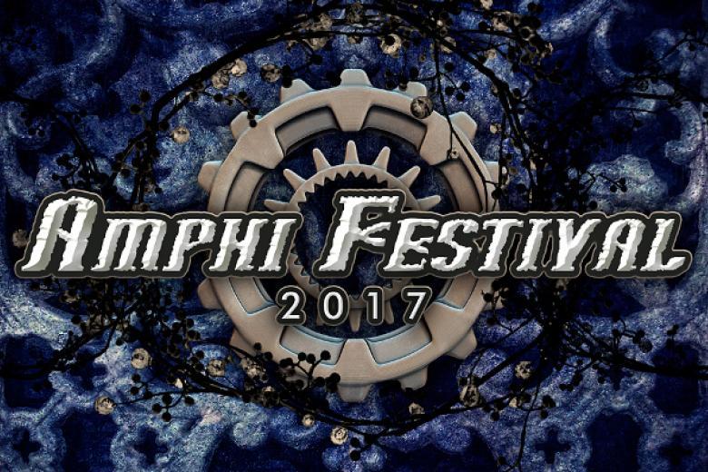 Amphi Festival 2017 - Impressions @ Cologne (22 juillet 2017)