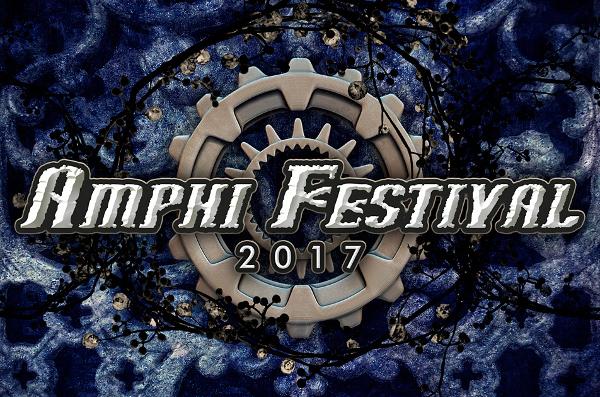 Amphi Festival 2017 - Jour 1(22 juillet 2017)