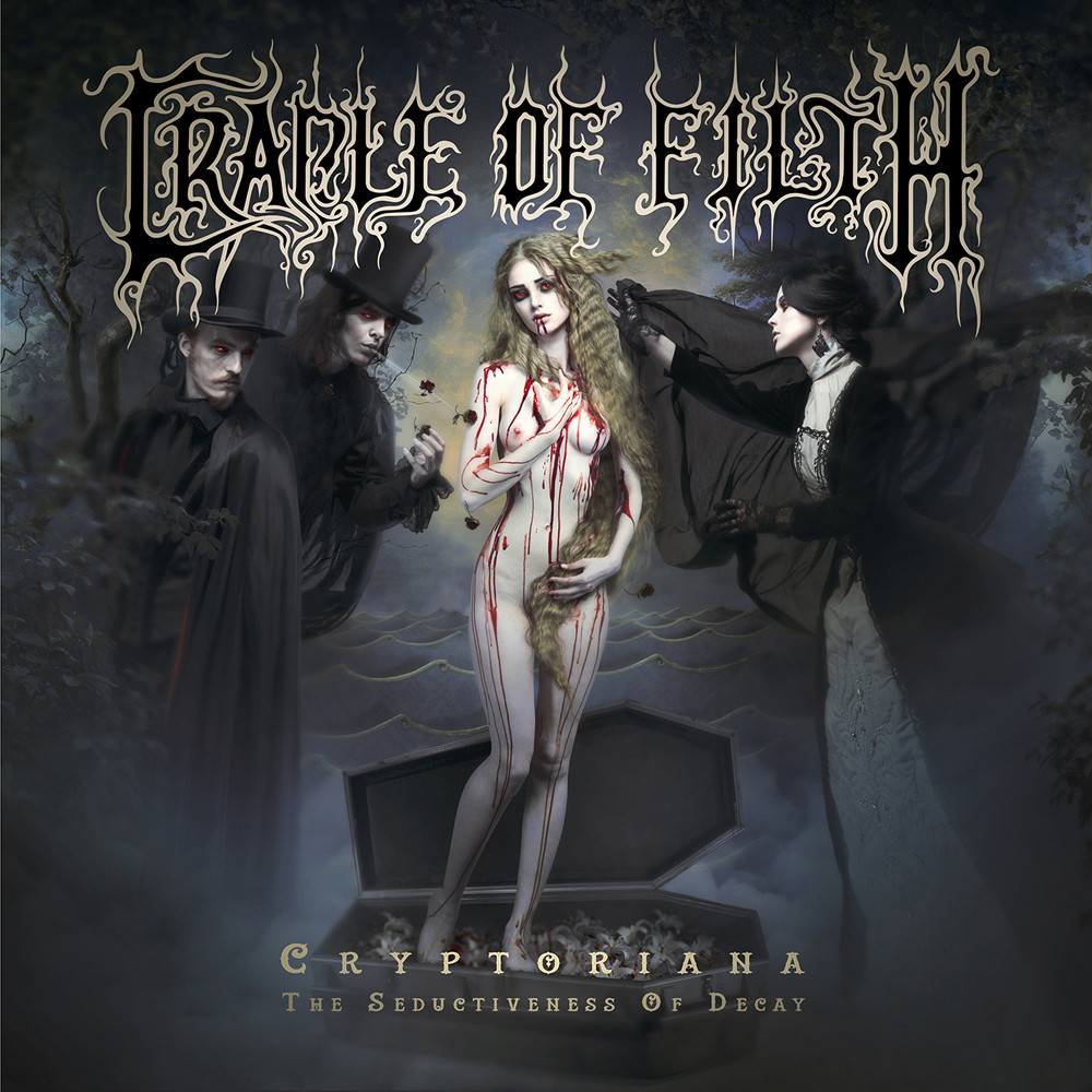 Chronique | Cradle Of Filth - The Seductiveness of Decay