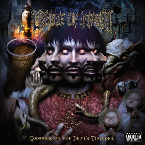 Review : Cradle Of Filth - Godspeed on The Devil's Thunder()