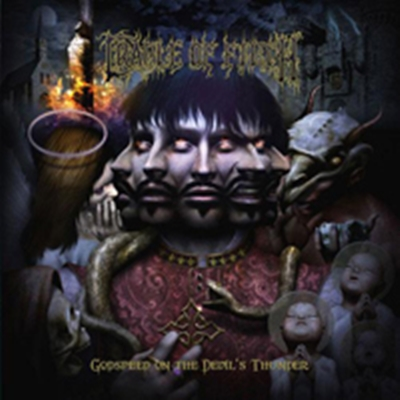 Review : Cradle Of Filth - Godspeed & The Devil's Thunder(2017)