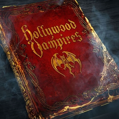 Review : Hollywood Vampires - Hollywood Vampires (2015)