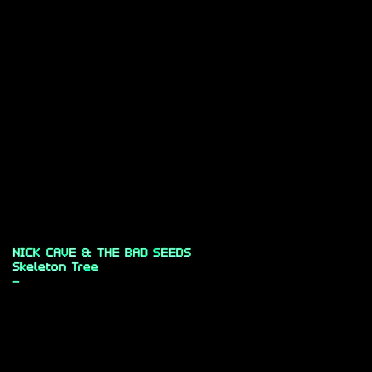 Review : Nick Cave & The Bad Seeds - Skeleton Tree (2016)