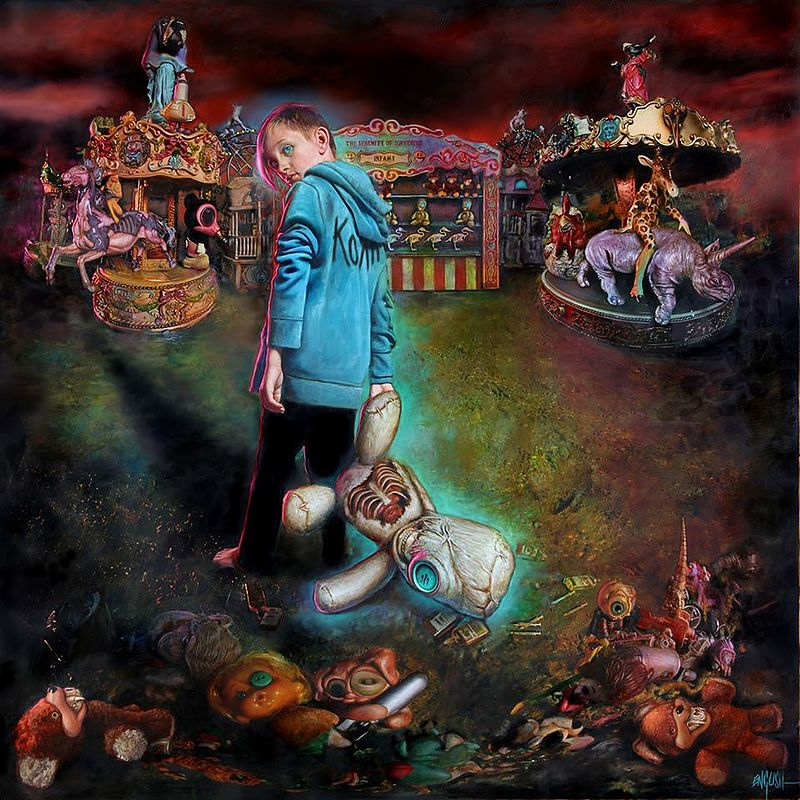 Review : Korn - The Serenity Of Suffering (2016)