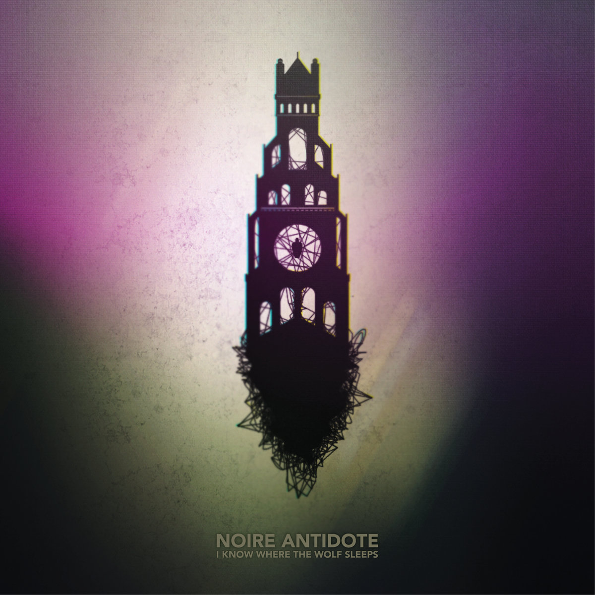 Review : Noire Antidote - I Know Where The Wolf Sleeps(2016)