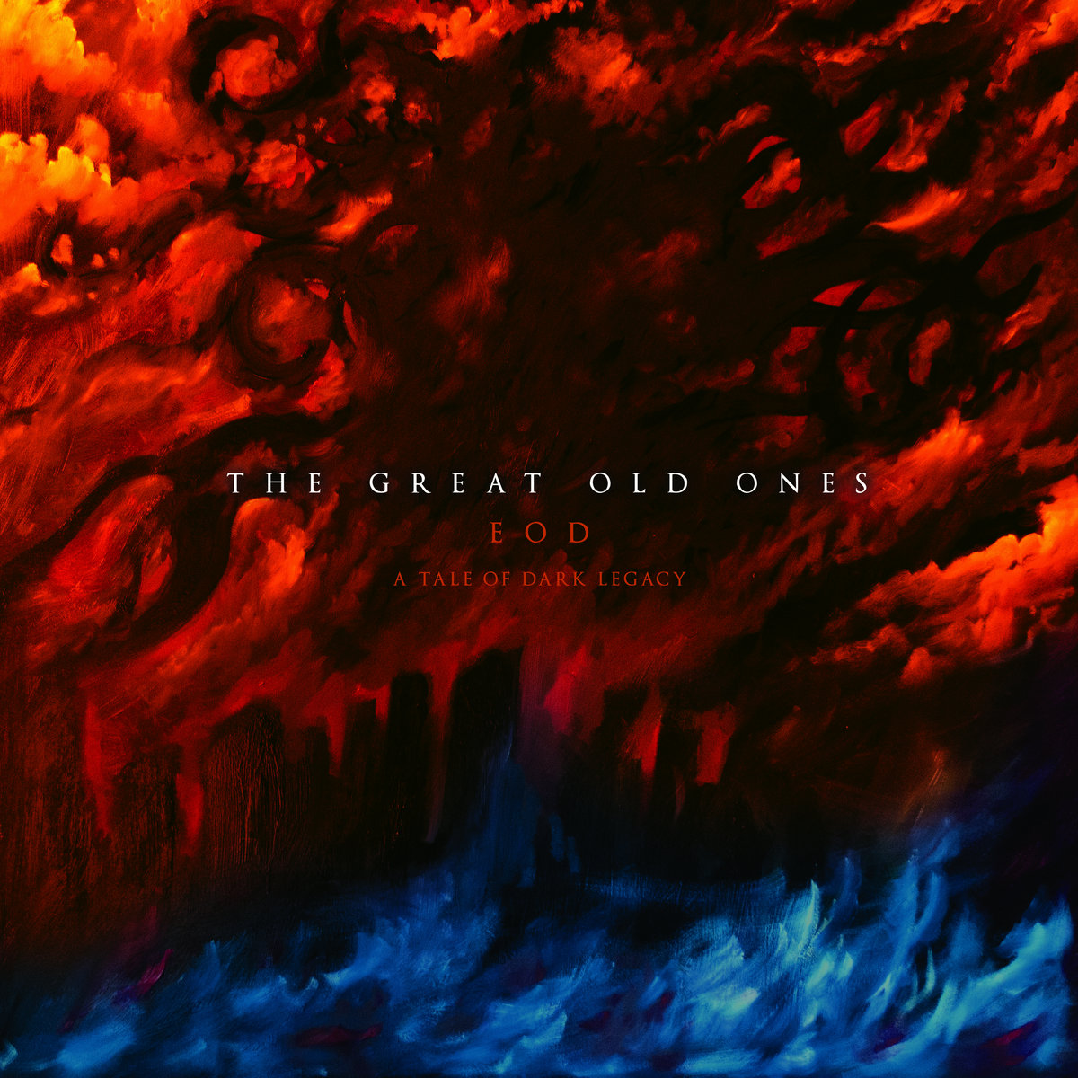 Review : The Great Old Ones - EOD : A Tale of Dark Legacy(2017)