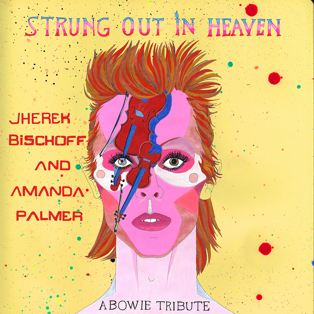 Review : Amanda Palmer - Strung Out In Heaven(2016)