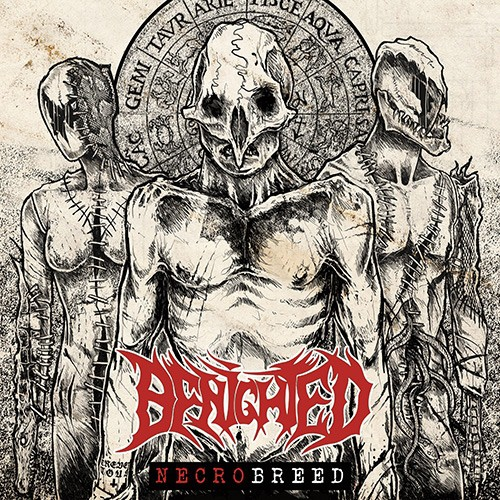 Review : Benighted - Necrobreed(2017)