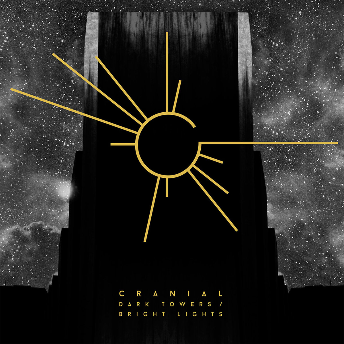 Review : Cranial - Dark Towers, Bright Lights(2017)
