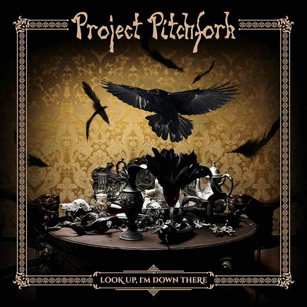 Review : Project Pitchfork - Look Up, I'm Down There(2017)