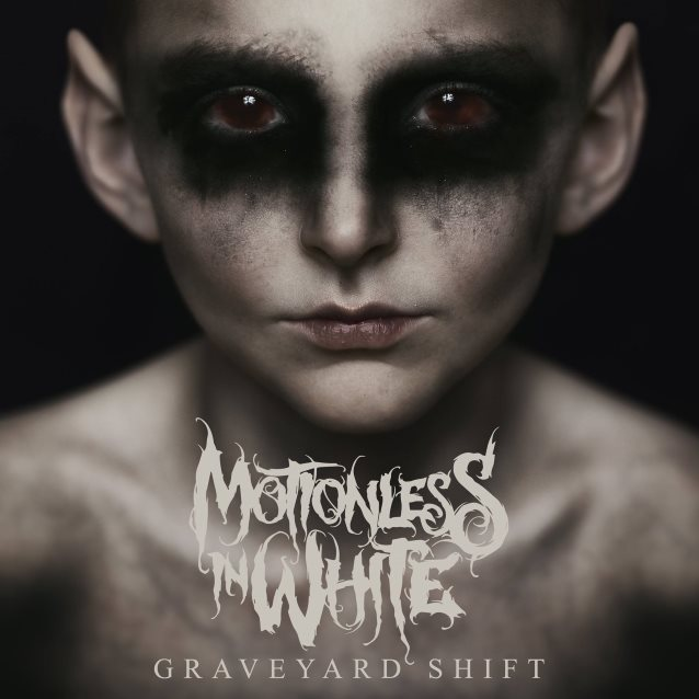 Review : Motionless in White - Graveyard Shift(2017)