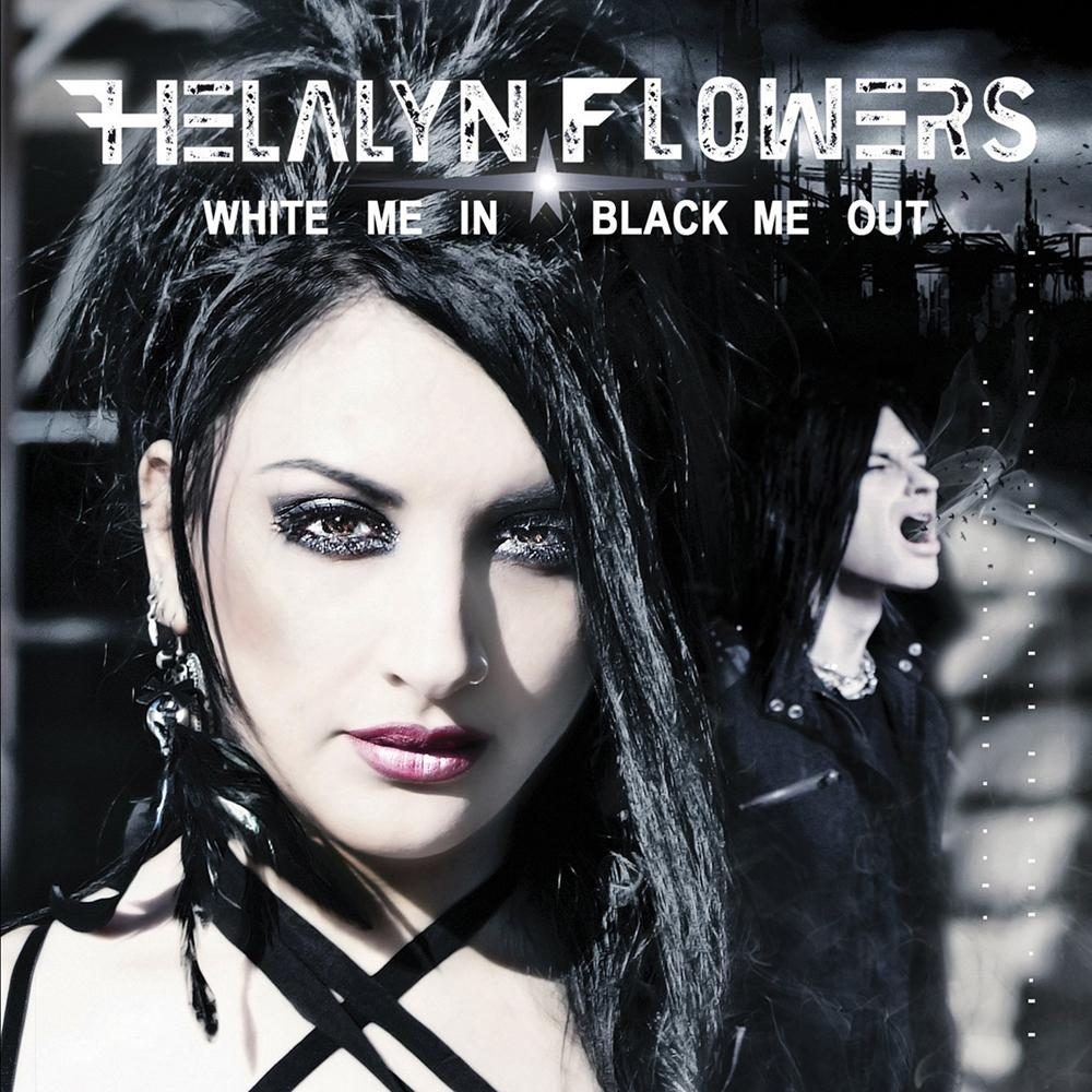 Review : Helalyn Flowers - White me in / Black me out(2017)