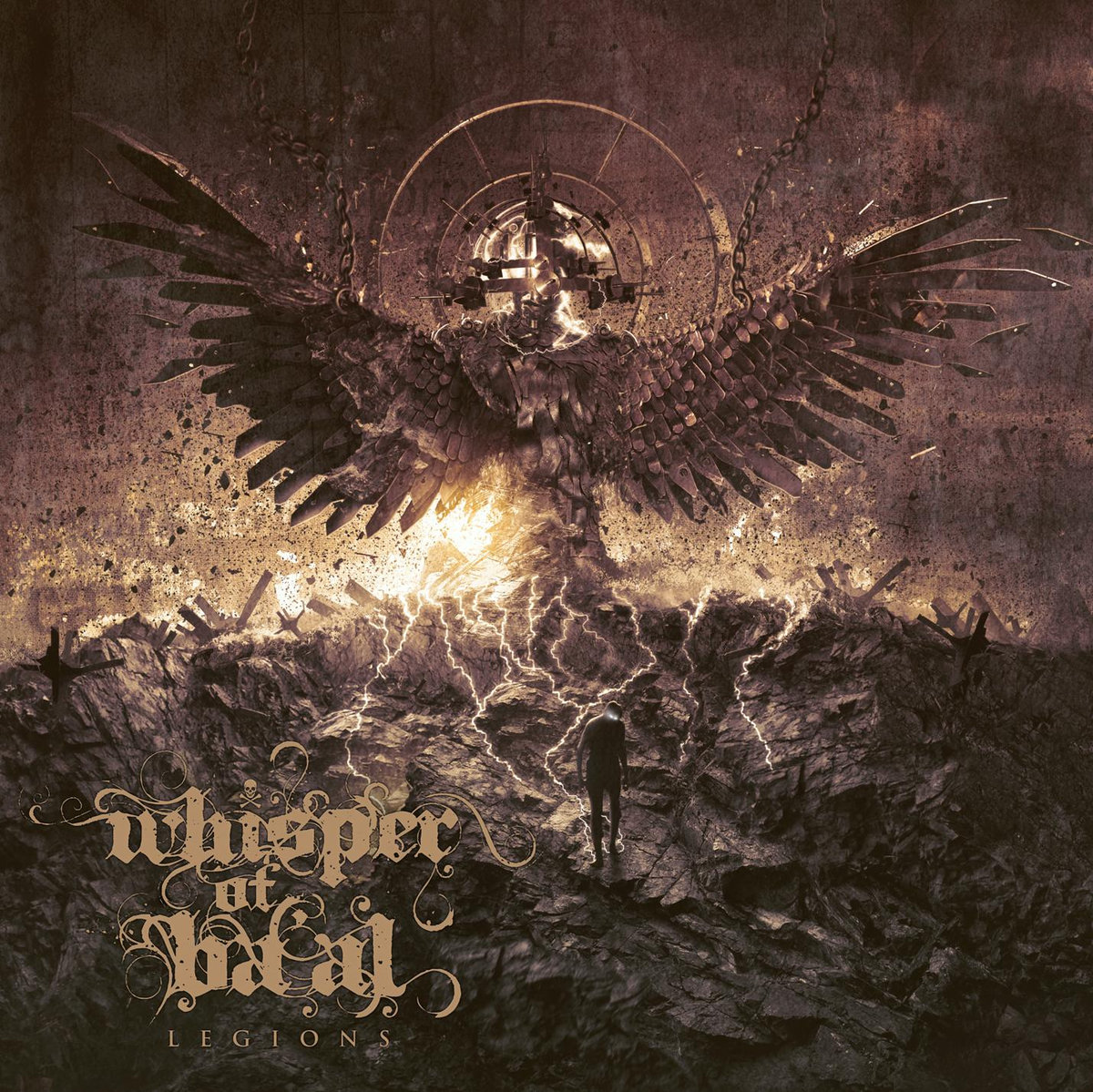 Review : Whisper of Ba'al - Legions(2017)