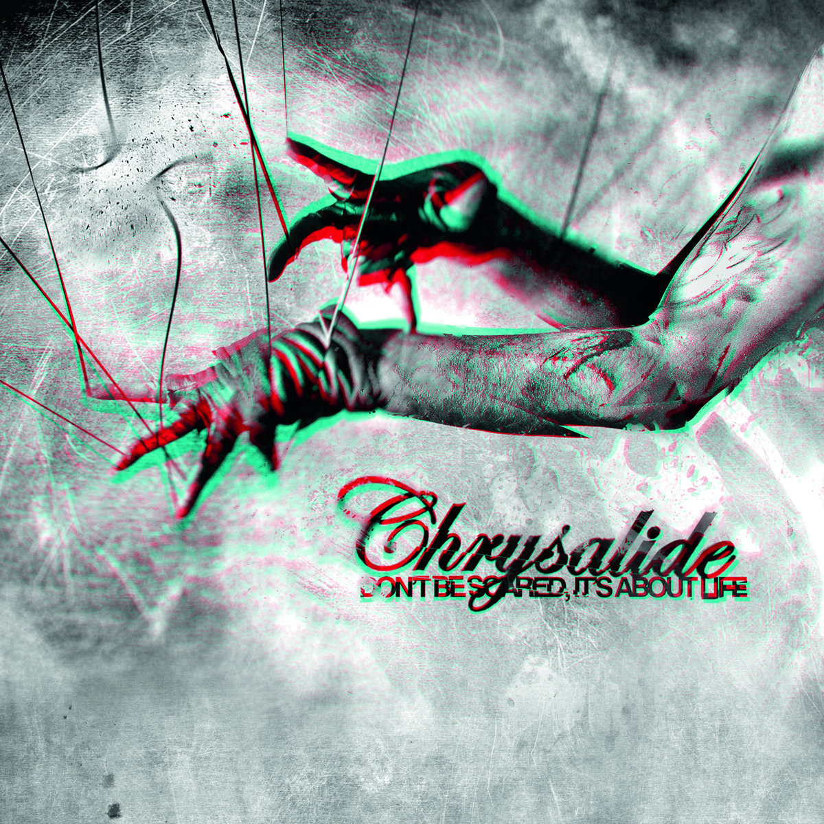 Review : Chrysalide - Don't Be Scared It's About Life(2017)