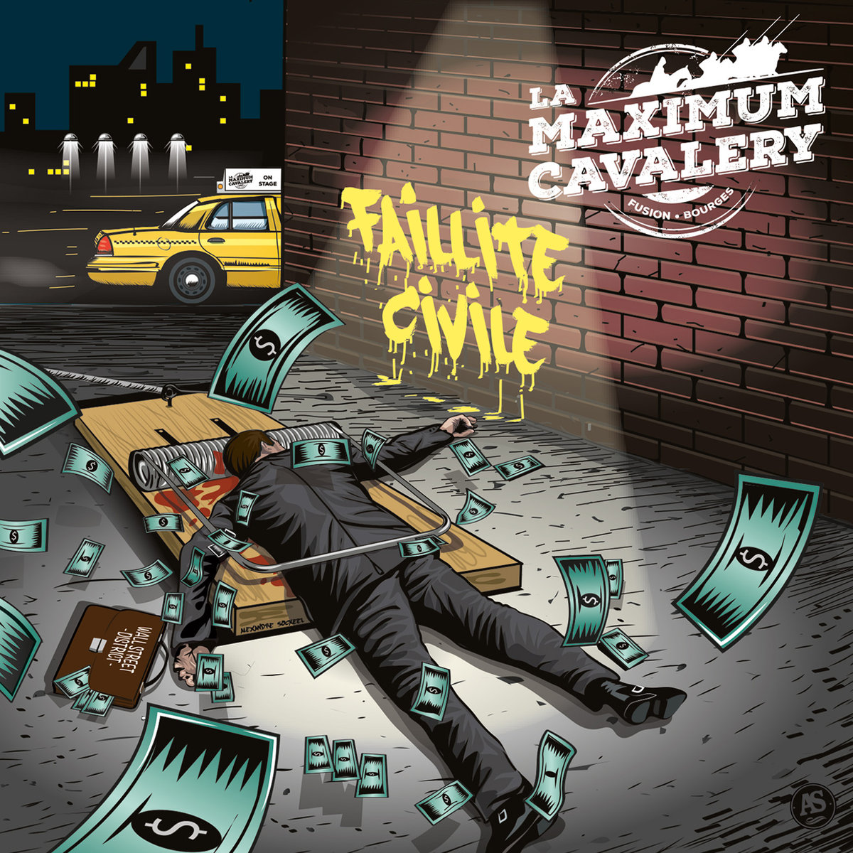 Review : La Maximum Cavalery - Faillite Civile()