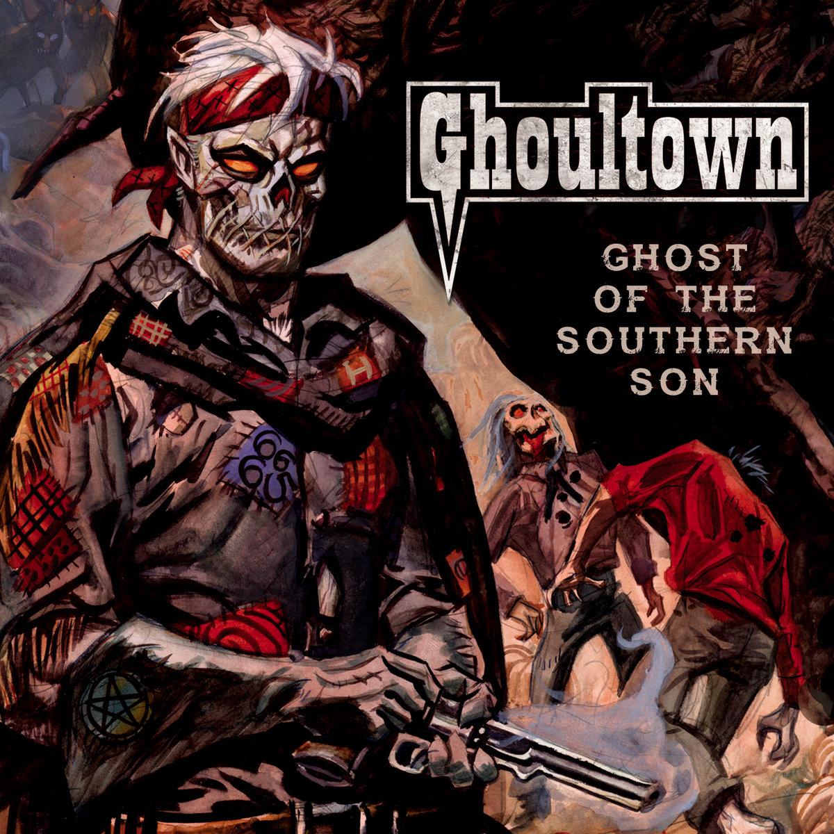 Review : Ghoultown - Ghost of the Southern Son()
