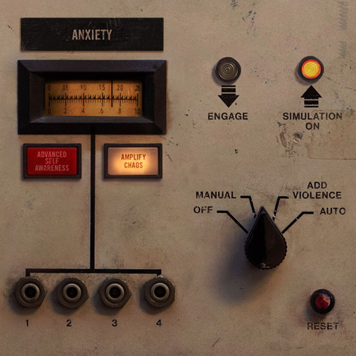 Review : Nine Inch Nails - Add Violence()