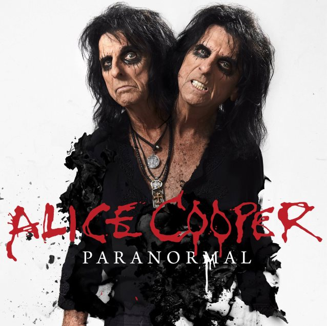 Review : Alice Cooper - Paranormal()