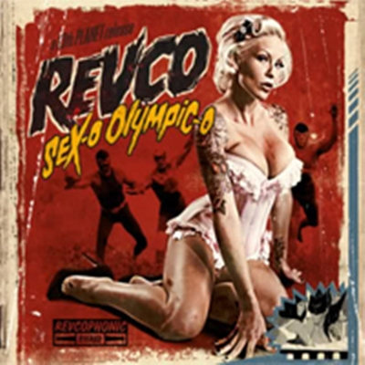 Review : Revolting Cocks - Sex-O Olympic-O(2017)