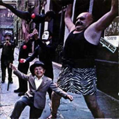 Review : The Doors - Strange Days(1967)