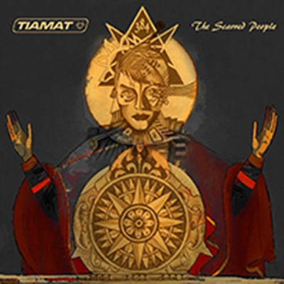 Review : Tiamat - The Scarred People(2017)