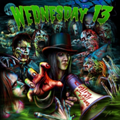 Review : Wednesday 13 - Calling All Corpses(2017)