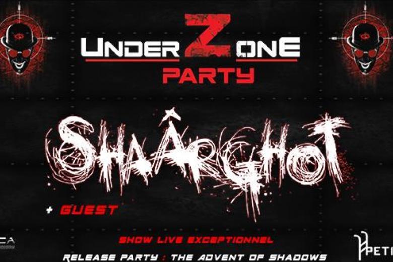 SHAÂRGHOT en release-party à Paris
