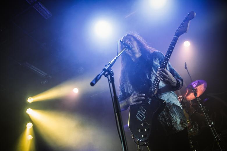 Alcest + Vampillia @ CCO Jean Pierre Lachaize - Lyon (27 octobre 2018)