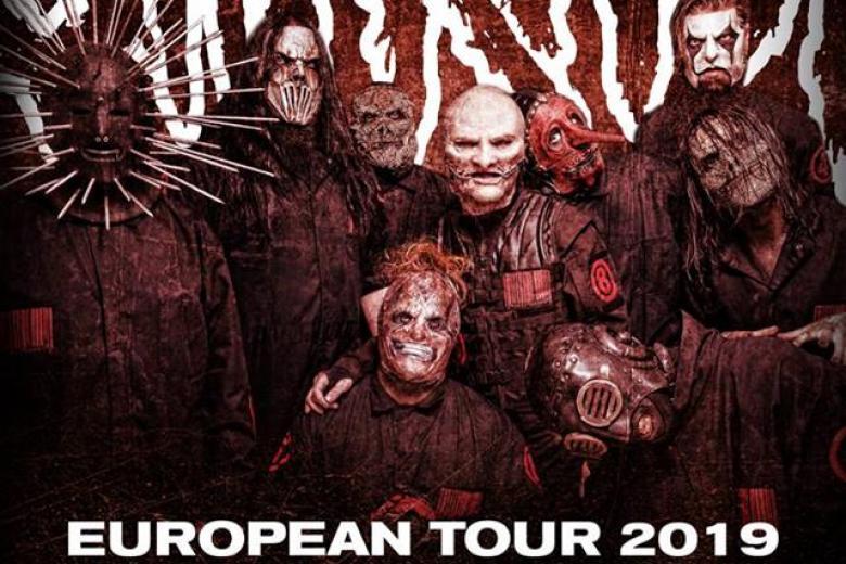 SLIPKNOT sera en Europe cet été