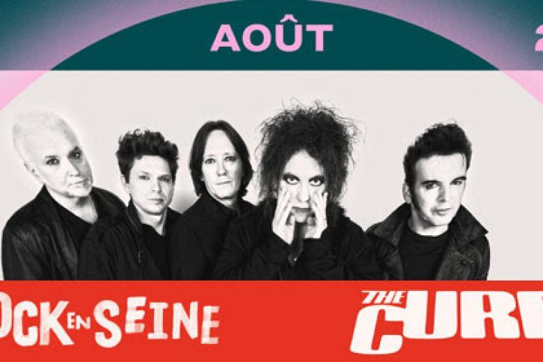 THE CURE jouera au Rock en Seine 2019